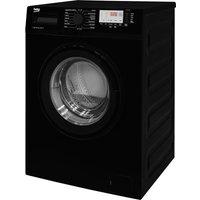 BEKO WTG741M1B 7 kg 1400 Spin Washing Machine - Black, Black