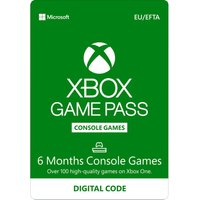 MICROSOFT Xbox One Game Pass - 6 months