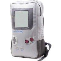 NINTENDO Game Boy Shaped Backpack - Grey, Grey