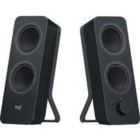 LOGITECH Z207 2.0 Bluetooth PC Speakers