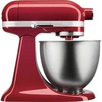 KITCHENAID Artisan Mini 5KSM3311XBER Stand Mixer - Empire Red, Red