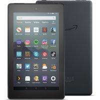 AMAZON Fire 7 Tablet (2019) - 16 GB, Black, Black