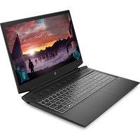 "HP Pavilion 16.1"" Gaming Laptop - IntelCore i5, GTX 1650 Ti, 512GB SSD, White"