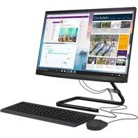 """LENOVO IdeaCentre AIO 3 23.8"""" All-in-One PC - AMD Ryzen 7, 512 GB SSD, Black, Black"""