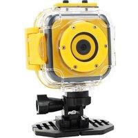 EASYPIX Panox Champion Action Camera - Black & Yellow, Black