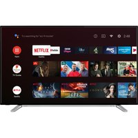 50 TOSHIBA 50UA2B63DB Smart 4K Ultra HD HDR LED TV with Google Assistant.