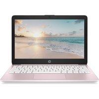 "HP Stream 11-ak0508sa 11.6"" Laptop - Intel®Celeron, 32 GB eMMC, Pink, Pink"