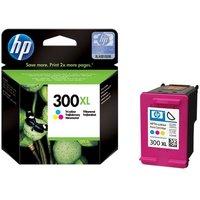 HP 300XL Tri-colour Ink Cartridge