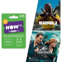NOW TV Sky Movies Pass - 2 Month