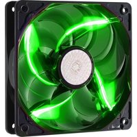 COOLERMASTER SickleFlow R4-L2R-20AG-R2 120 mm Case Fan - Green LED, Green