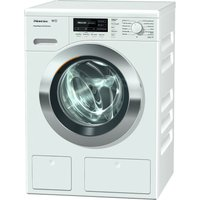 MIELE WKH121 Washing Machine - White, White