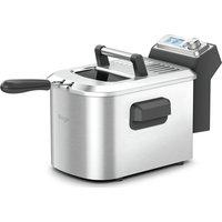SAGE by Heston Blumenthal BDF500UK Smart Deep Fryer - Silver, Silver