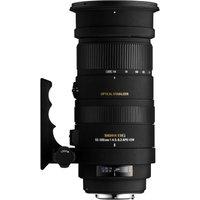 SIGMA 50-500mm f/4-6.3 APO EX DG HSM Telephoto Zoom Lens - for Canon