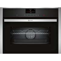 Neff C27cs22n0b Compact Electric Oven - Stainless Steel, Stainless Steel