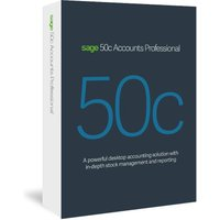 SAGE 50c Accounts Professional - 1 user for 1 year