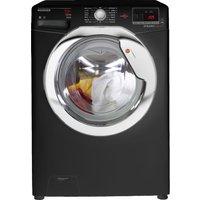 HOOVER Dynamic Next WDXOC 686ACB NFC 8 kg Washer Dryer - Black, Black