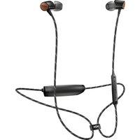 House Of Marley Uplift 2.0 Wireless Bluetooth Headphones - Black, Black
