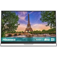 "75""  HISENSE H75U9AUK Smart 4K Ultra HD HDR ULED TV, White sale image"