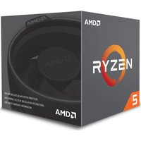 Image of AMD Ryzen 5 2600X Processor