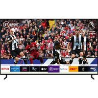 "QE82Q950RBTXXU 82"" Smart 8K HDR QLED TV with Bixby, Red"