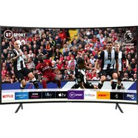 "65"" Samsung UE65RU7300KXXU  Smart 4K Ultra HD HDR Curved LED TV"