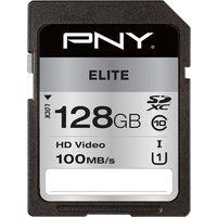 Elite Class 10 SDXC Memory Card - 128 GB