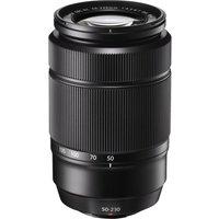 FUJIFILM Fujinon XC 50-230 mm f/4.5-6.7 OIS II Telephoto Zoom Lens - Black, Black.