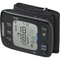 OMRON RS8 Smart Wrist Blood Pressure Monitor - Black, Black
