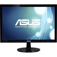 "ASUS VS197DE 18.5"" TN LCD Monitor - Black, Black"