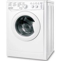 INDESIT Ecotime IWDC 65125 6 kg Washer Dryer - White, White