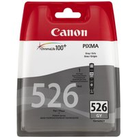 CANON CLI-526GY Grey Ink Cartridge, Grey