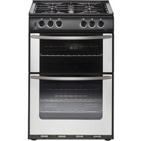 New Wld 55twlgs Lpg Cooker - Stainless Steel, Stainless Steel