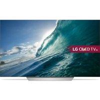 55 LG OLED55C7V Smart 4K Ultra HD HDR OLED TV