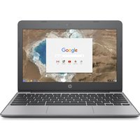 "HP 11-v051na 11.6"" Intel® Celeron Chromebook - 16 GB eMMC, Grey, Grey"