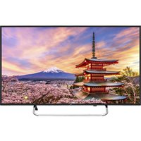 "40""  JVC LT-40C590  Full HD LED TV - Black,"