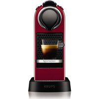 by Krups CitiZ XN741540 Coffee Machine - Red, Red
