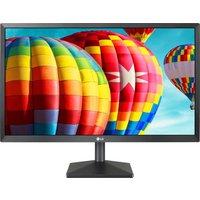 "LG 24MK430H Full HD 23.8"" IPS Monitor - Black, Black"