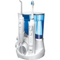 Complete Care 5.0 Electric Toothbrush & Water Flosser Set - Blue & White, Blue
