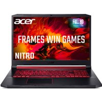 "Acer Nitro 5 17.3"" Gaming Laptop - Intel Core i5, GTX 1050, 256GB SSD"