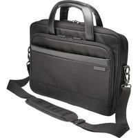 """KENSINGTON Contour 2.0 Executive 14"""" Laptop Case - Black, Black"""