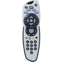 Sky 111 Sky Tv Remote Control, Grey