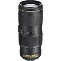 NIKON AF-S NIKKOR 70-200 mm f/4 G ED VR Telephoto Zoom Lens