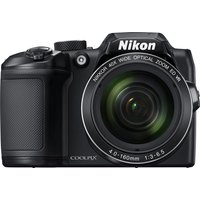Nikon COOLPIX B500 Bridge Camera - Black, Black