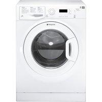 HOTPOINT Aquarius WMAQF621P Washing Machine - White, White