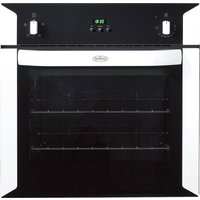 BELLING BI60FP Electric Oven - White, White