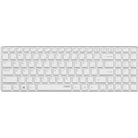 RAPOO E9110 Wireless Keyboard - White, White