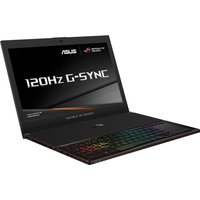 "Asus ROG Zephyrus GX501GI 15.6"" Intel Core i7 GTX 1080 Gaming Laptop - 512 GB SSD"
