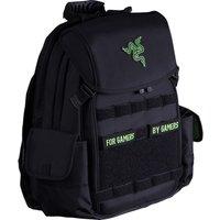 """RAZER Tactical 14 """" Laptop Backpack – Black, Black."""