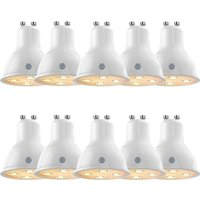 HIVE Active Dimmable Smart Bulb   GU10  10 Pack  White