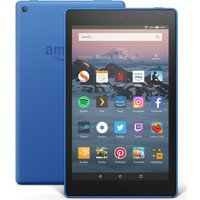 AMAZON Fire HD 8 Tablet (2018) - 16 GB, Blue, Blue